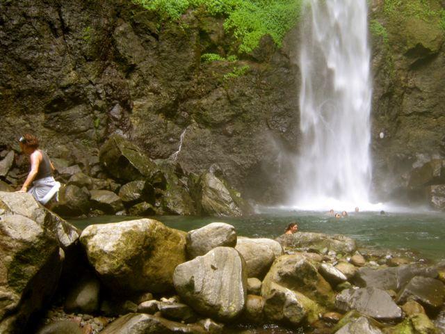 Sarai sari falls