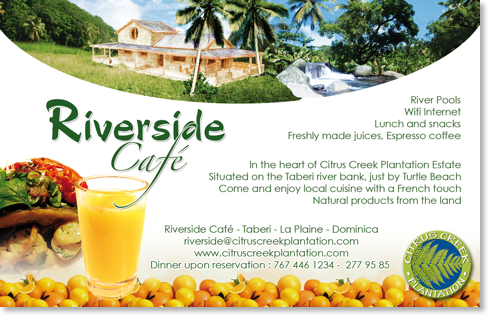 Le Riverside Cafe